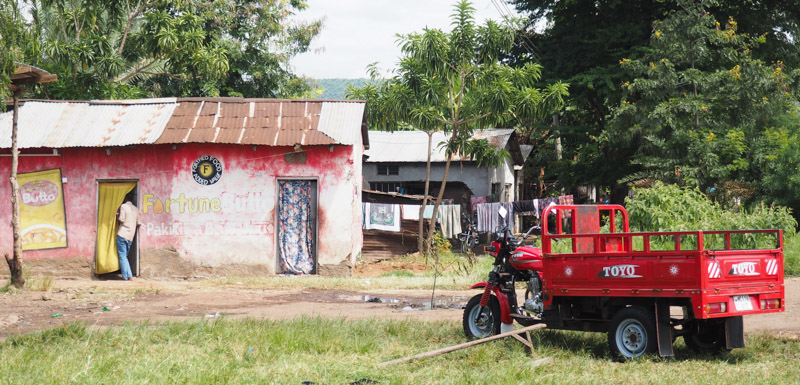 Tanzanie Mto Wa Mbu