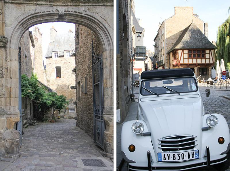 Dinan, Bretagne (via mercipourlechocolat.fr)