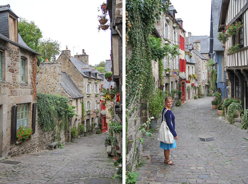 Montée du Jerzual, Dinan (via mercipourlechocolat.fr)