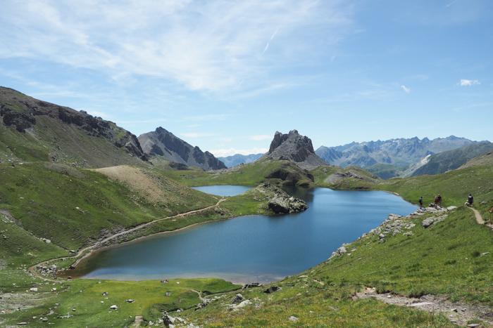 Lac de Roburent - Ubaye