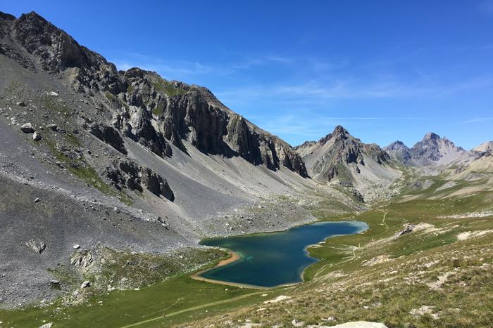 lac Roburent - Ubaye