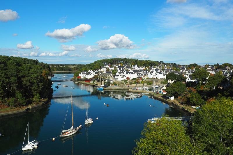 Le Bono - port Bretagne (via wonderfulbreizh.fr)