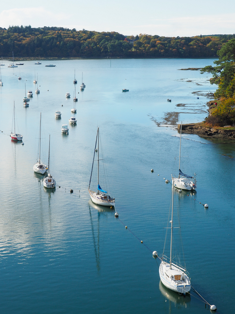 Le Bono - port Bretagne (via wonderfulbreizh.fr)