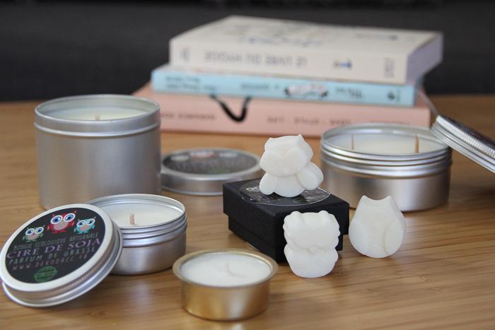 deko d 39 acc de jolies bougies cologiques naturelles artisanales merci pour le chocolat. Black Bedroom Furniture Sets. Home Design Ideas