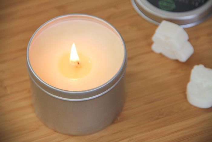 bougies écologiques et naturelles Dekodacc