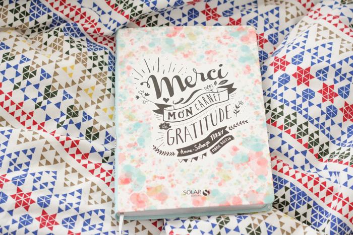 Mon Carnet de Gratitude - Anne-Solange Tardy