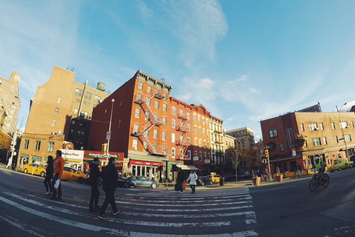 New York #DreamReal GoPro jour 2 East Village