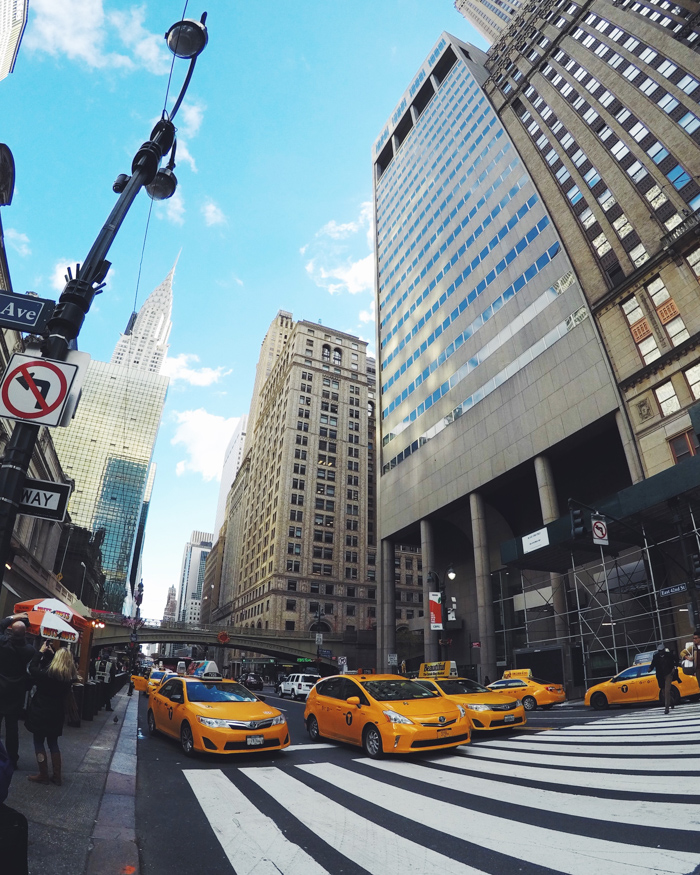 New York #DreamReal GoPro jour 2 Grand Central Terminal
