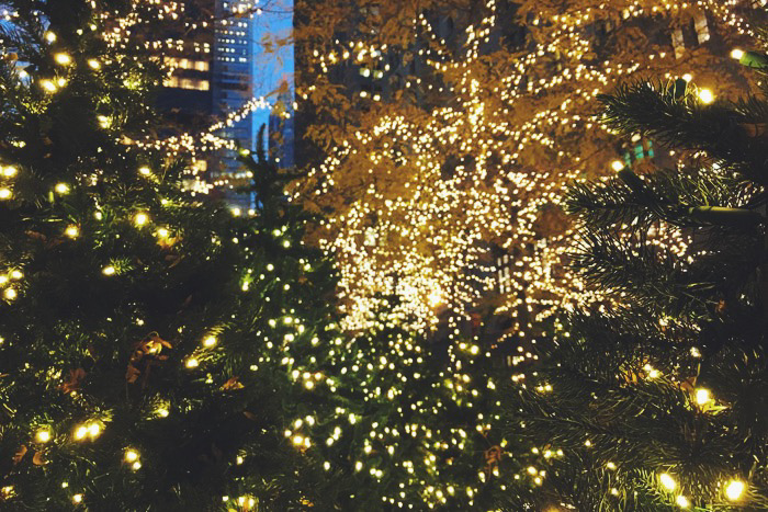 New York #DreamReal GoPro jour 3 - xmas lights