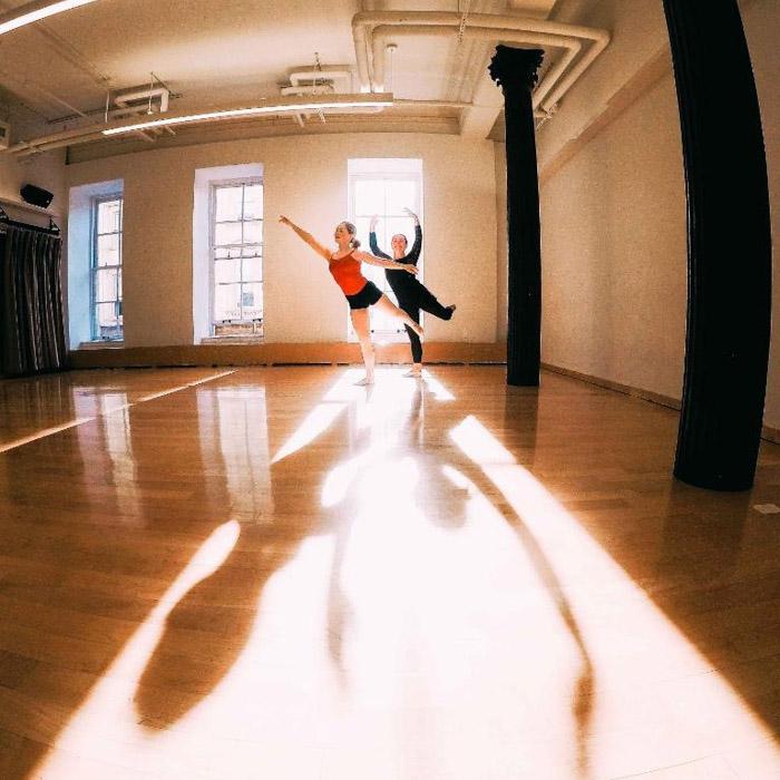 New York #DreamReal GoPro jour 3 - dance class