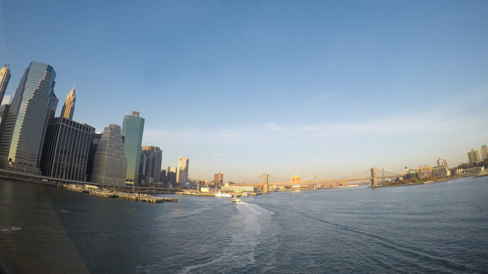 New York #DreamReal GoPro jour 3 - helicopter flight
