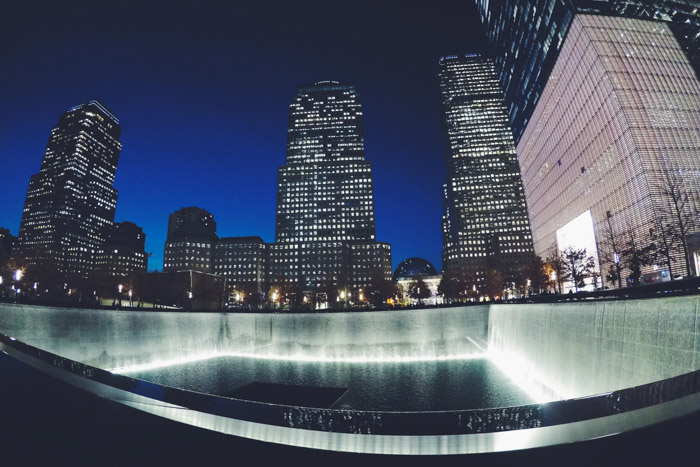 New York #DreamReal GoPro jour 3 - memorial 911