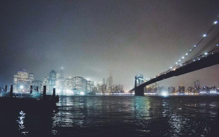 New York #dreamreal avec GoPro - jour 5 - Brooklyn, Manhattan Bridge