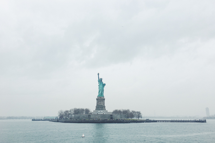New York #dreamreal avec GoPro - jour 5 - Statue de la Liberté