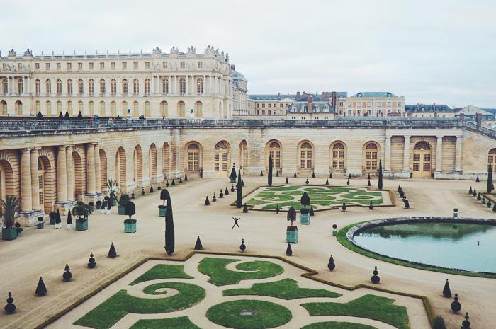 Château de Versailles (via mercipourlechocolat.fr)