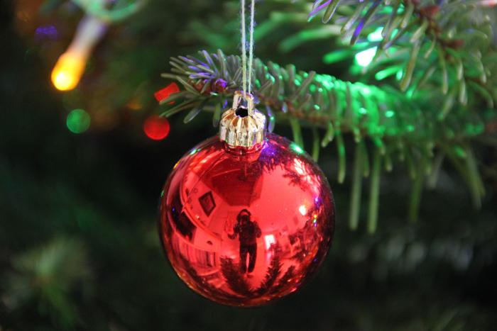 sapin de Noël 2016