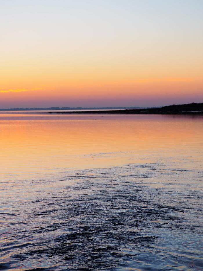 sunset ile tascon - Bretagne (via mercipourlechocolat.fr)