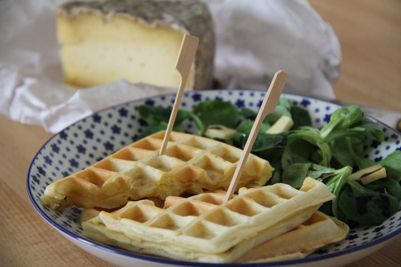 recette gaufres salées Tome de Rhuys (via wonderfulbreizh.fr)