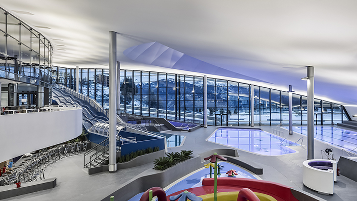 Aquamotion-Courchevel-Auer Weber-© Aldo Amoretti