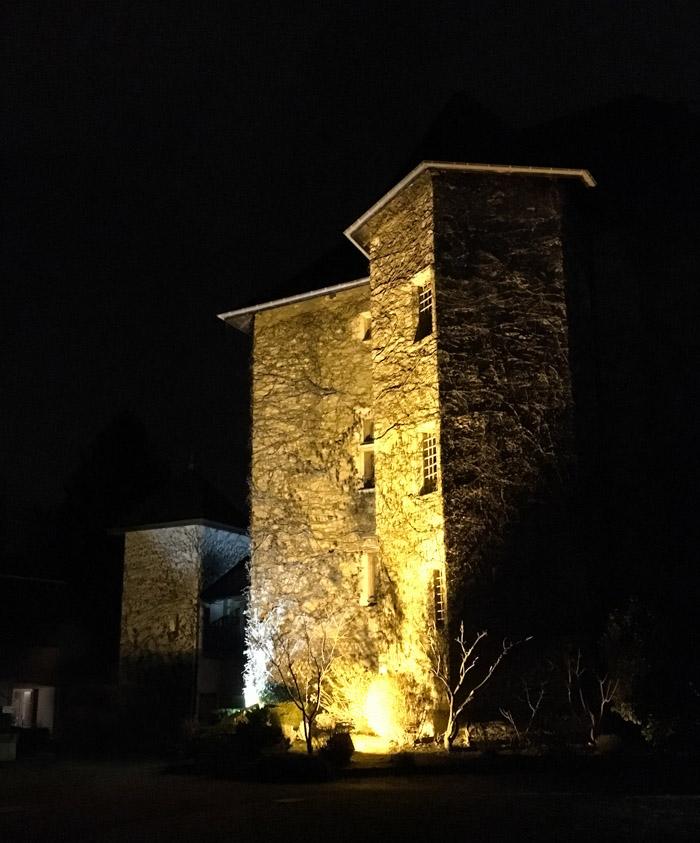 Château de Candie - Chambéry - MadameVacances