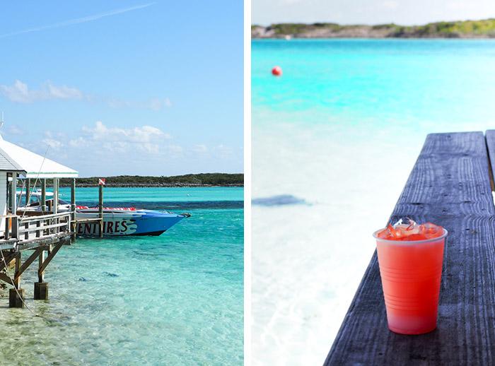 voyage Bahamas famille - Exuma Cays (via mercipourlechocolat.fr)