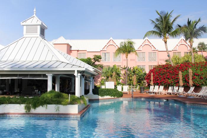 voyage Bahamas famille - paradise island comfort suites hotel (via mercipourlechocolat.fr)