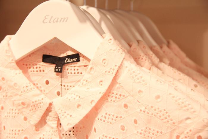 Open Shopping boutique ETAM Vannes