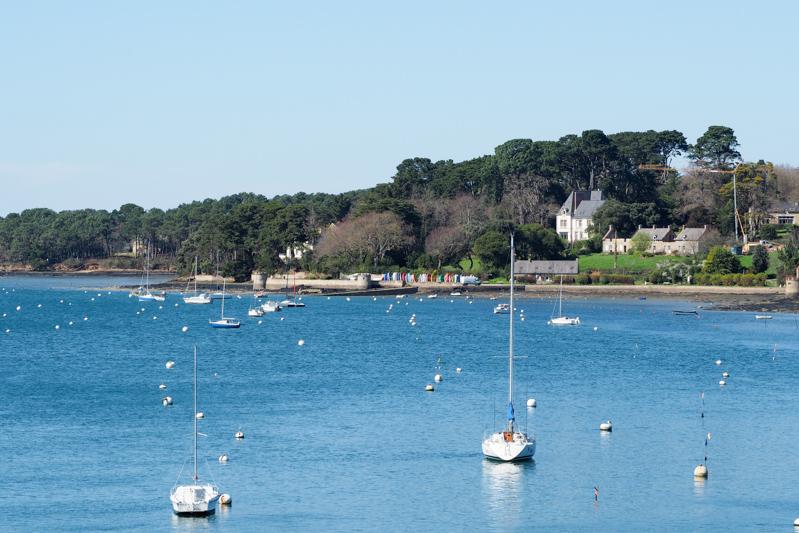 balade pointe d'arradon - Morbihan, Bretagne (via mercipourlechocolat.fr)