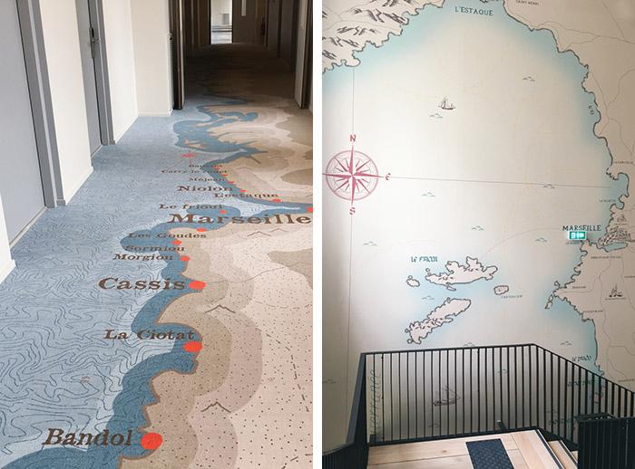 Les Chambres Sont Claires Et Spacieuses, La Salle De Bain également. Et La  Vue Sur Le Parc, Fort Sympathique !