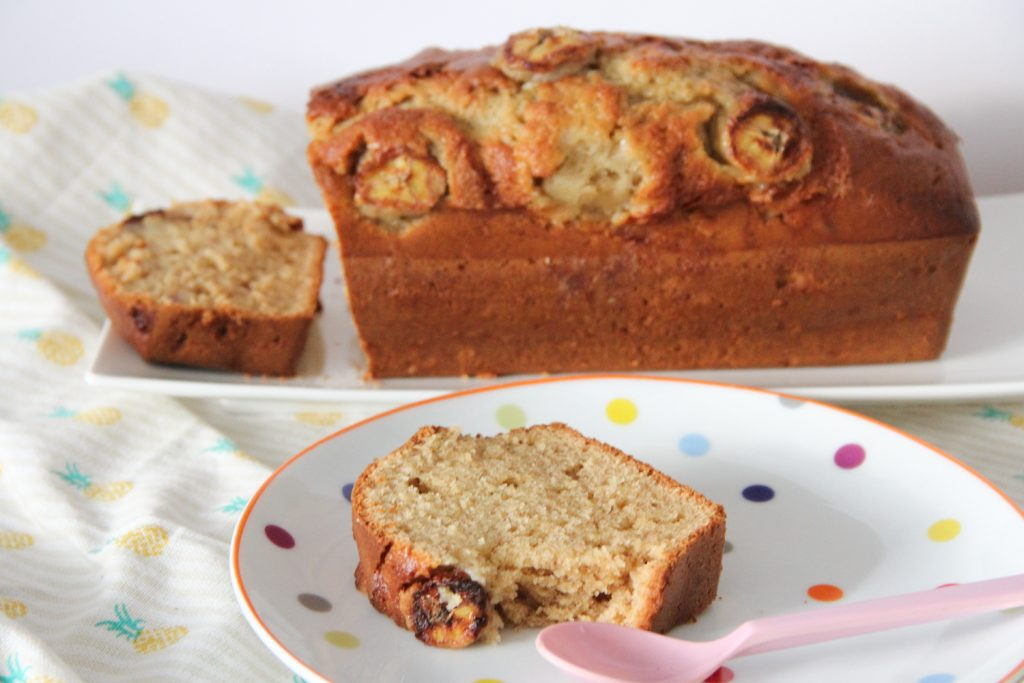 Recette BANANA BREAD express - facile avec le Cook Processor KitchenAid