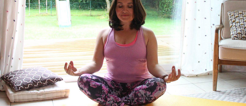 Mon premier VRAI cours de yoga