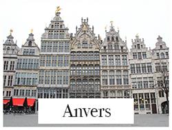 weekend à Anvers - Belgique