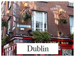 voyage à Dublin