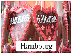 voyage à Hambourg - Allemagne