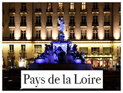 voyage dans les Pays de la Loire