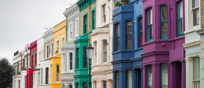 Londres en VO – #1 la traversée, tea time & Notting Hill