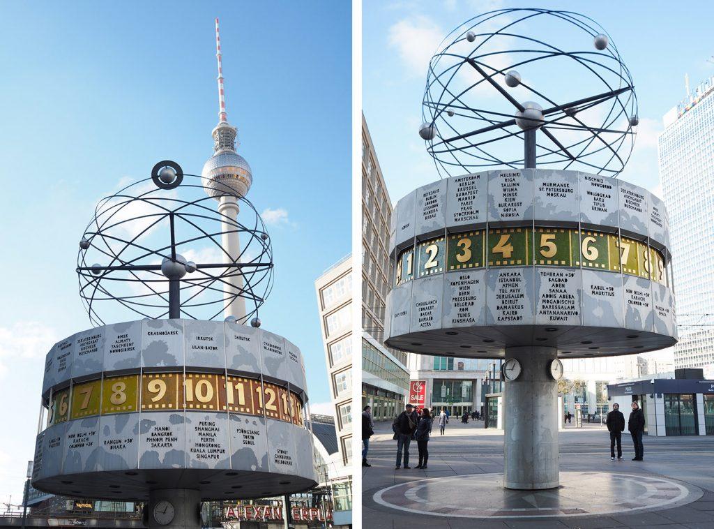 Berlin - Alexanderplatz