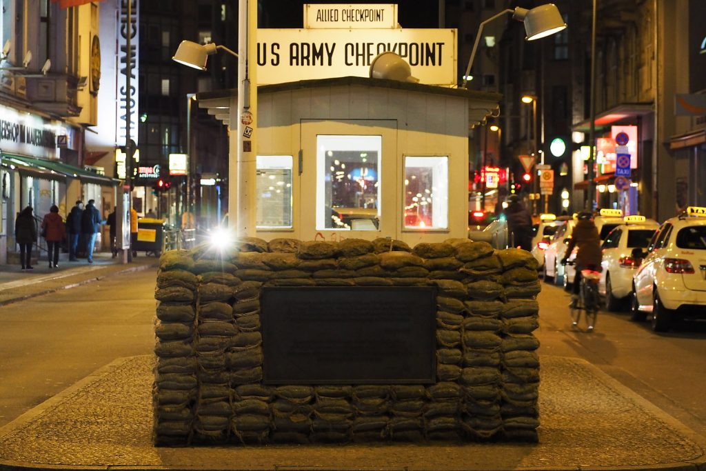 Berlin - Checkpoint Charlie