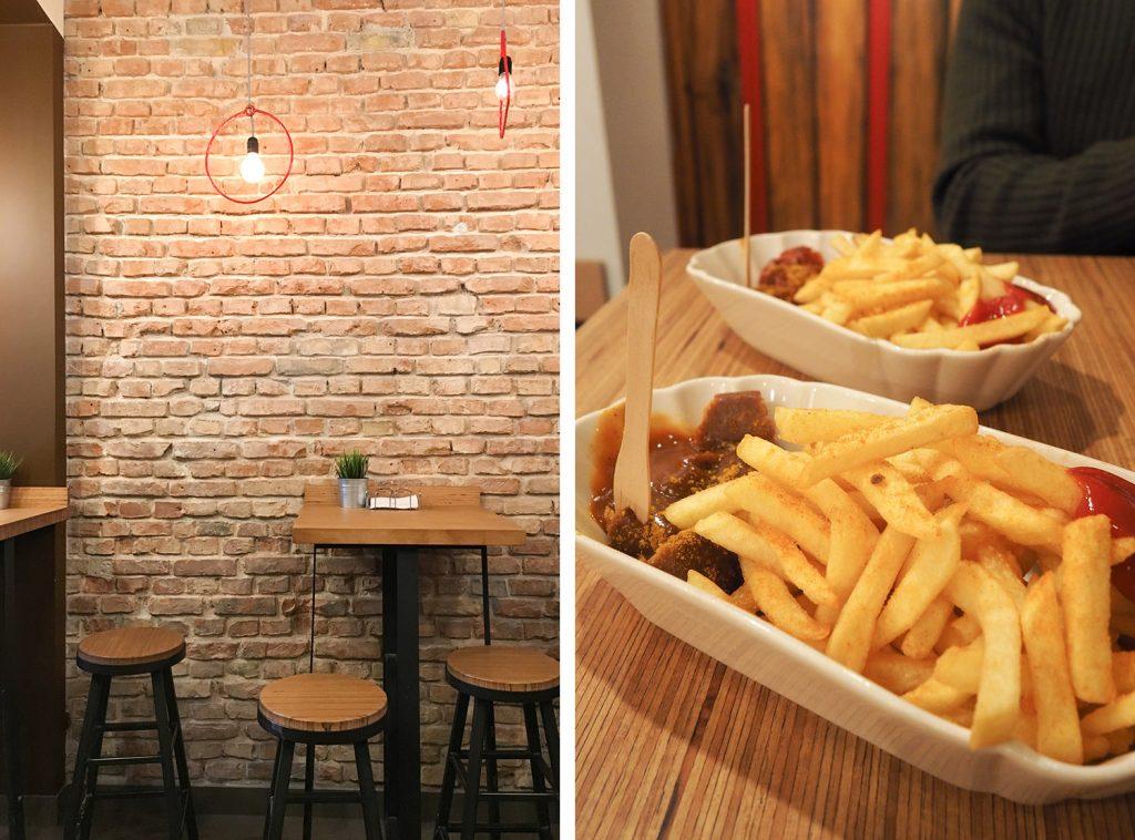Berlin - Currywurst
