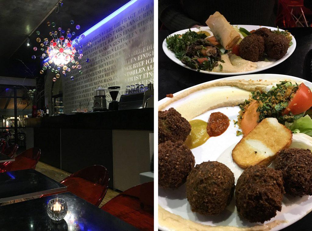Berlin - restaurant libanais Dada Falafel