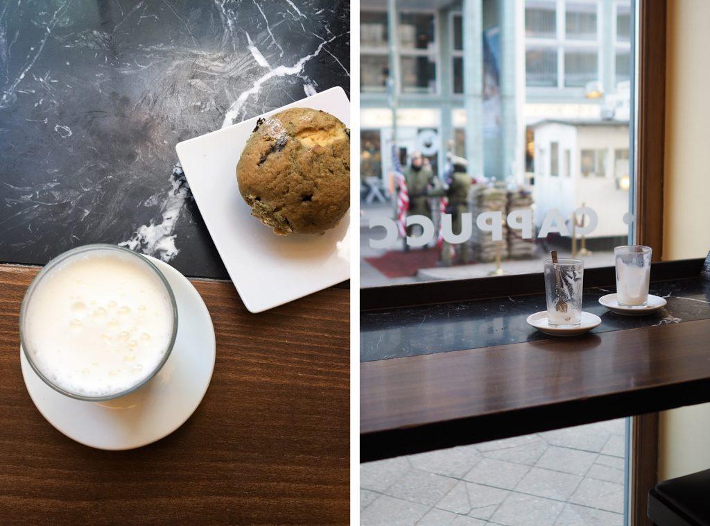 Berlin - Einstein Kaffee Checkpoint Charlie
