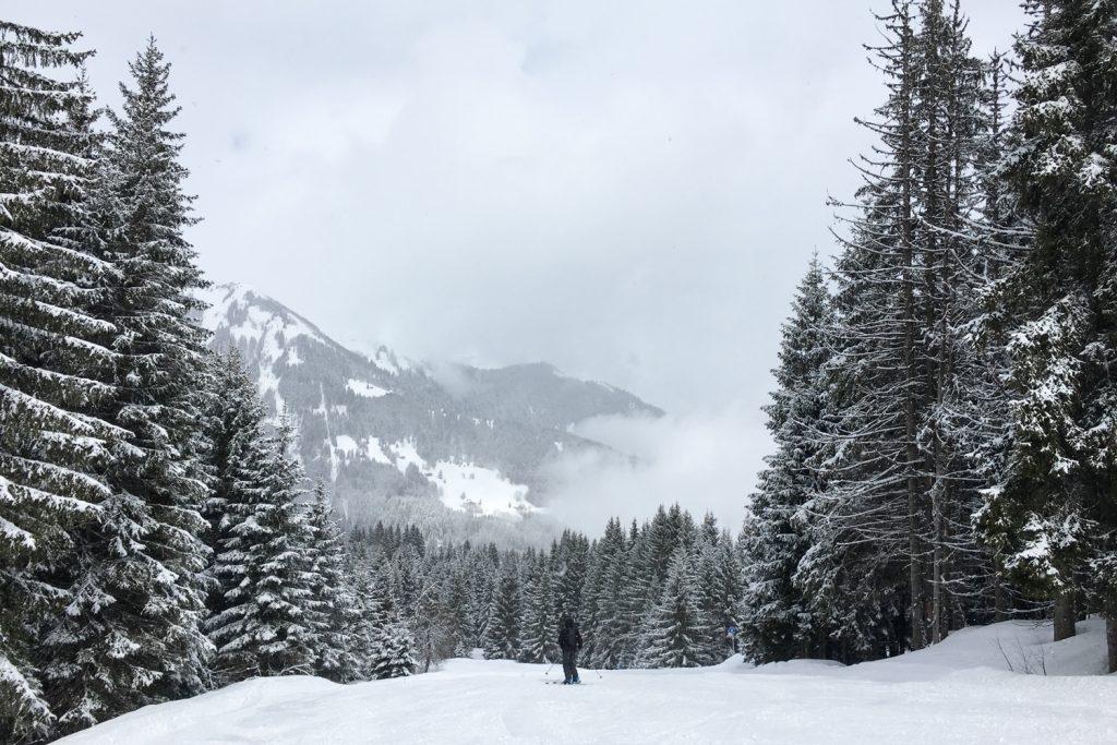 vacances ski Combloux