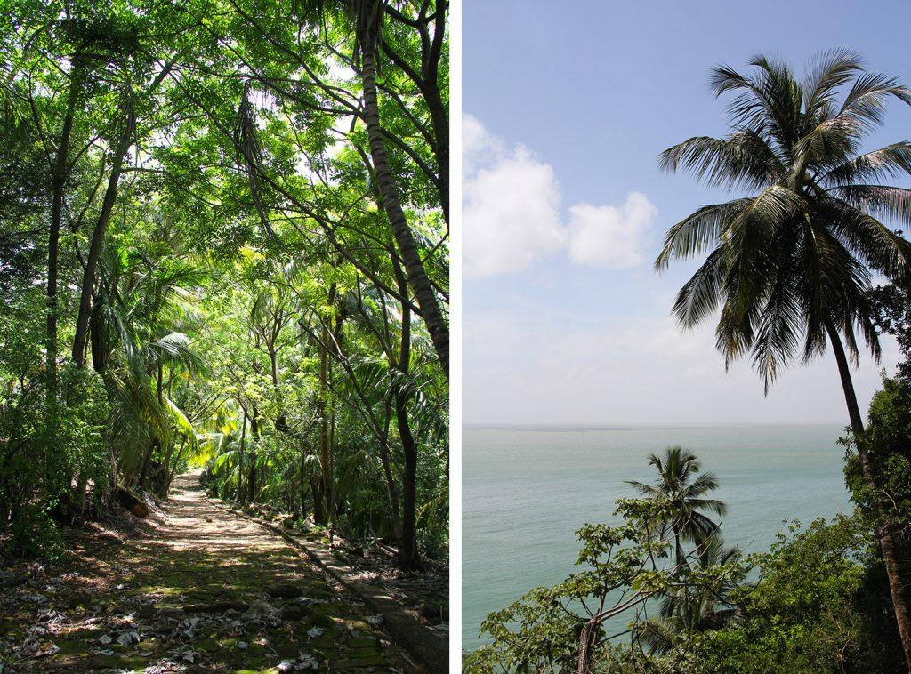 GUYANE - îles du Salut