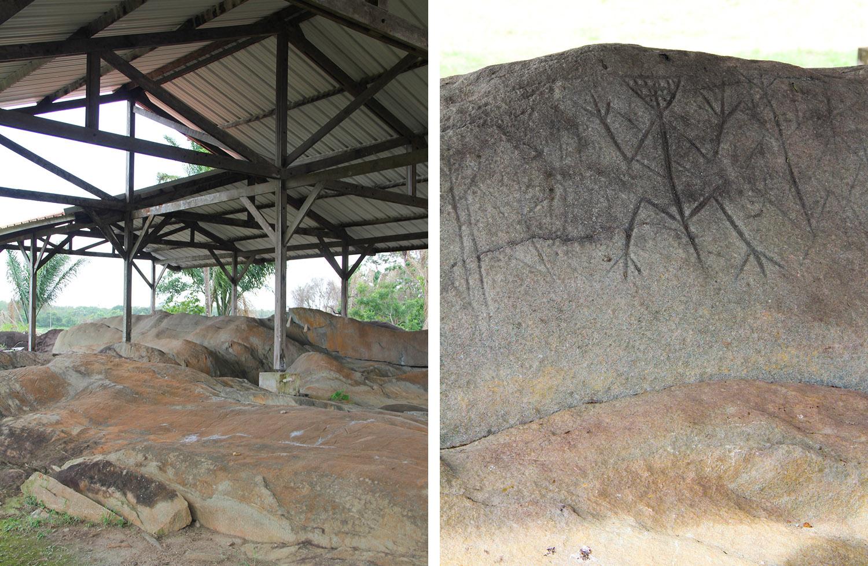 GUYANE - KOUROU - Centre d'Archéologie Amérindienne