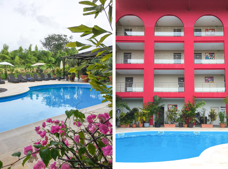 GUYANE - Hôtel Royal Amazonia Mercure Cayenne