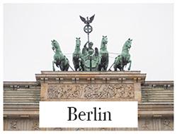 voyage à Berlin - Allemagne