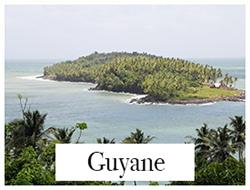 voyage en Guyane Française