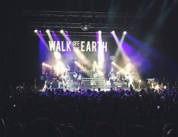 WALK OFF THE EARTH - World Tour 2018 - Nantes