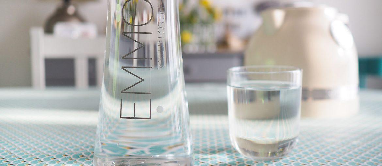 Ça fait 8 ans qu'on n'achète plus de bouteilles d'eau