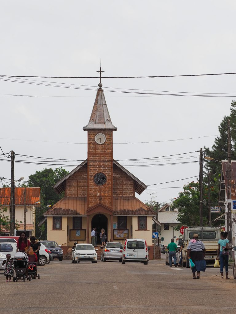 GUYANE - Saint Laurent du Maroni